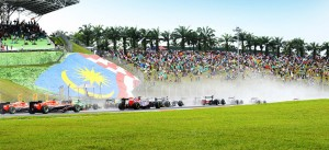 gambar formula 1 sepang 2014