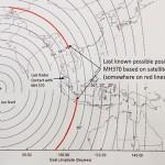 gambar kedudukan terakhir MH370