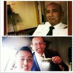gambar pilot pesawat malang MH370