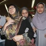 keluarga mangsa pesawat MH370