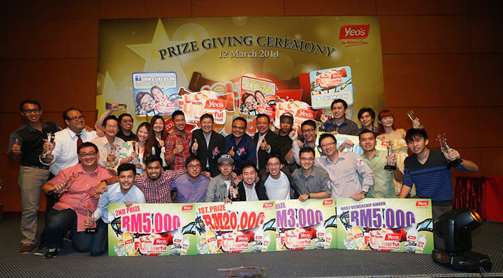 Pemenang Yeo's Funderful Video Contest