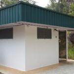 Rumah pam air Spritzer
