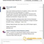 Spritzer status halal JAKIM