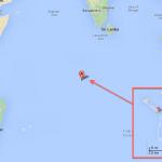 kedudukan Diego Garcia di lautan hindi