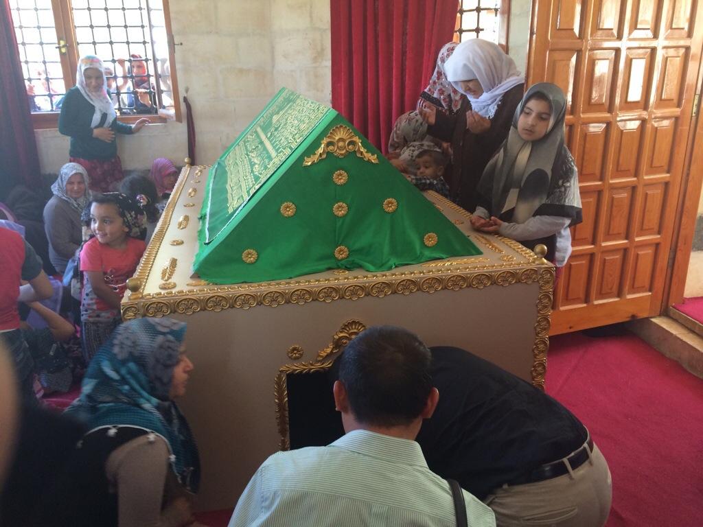 Makam Nabi Ayyub a.s
