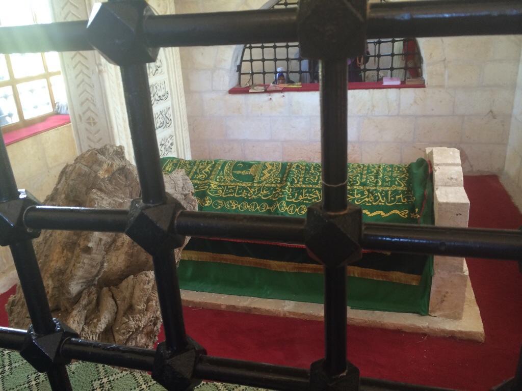 Makam Nabi Ilyasa a.s