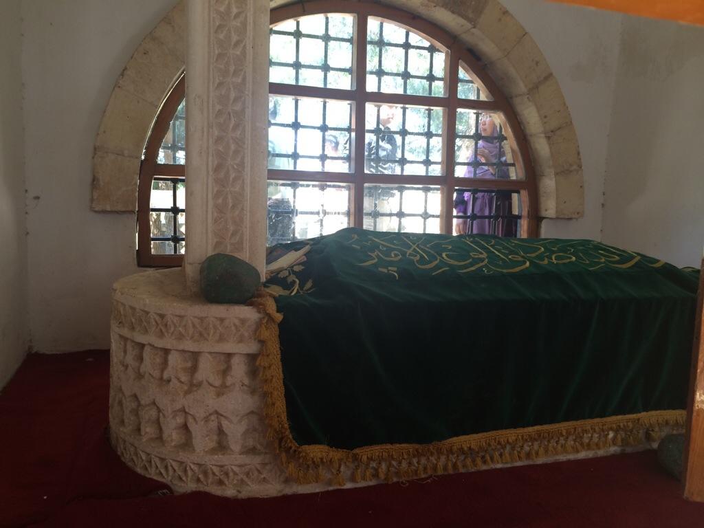 Makam Siti Rahmah isteri Nabi Ayyub a.s