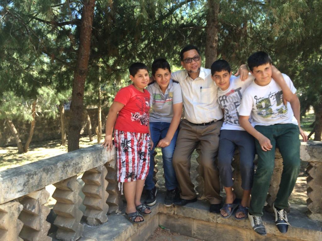 anak-anak turki