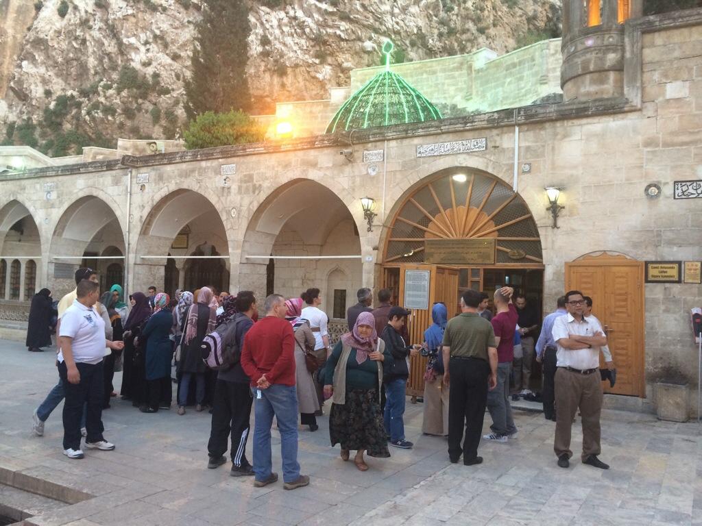 rumah lahir nabi ibrahim
