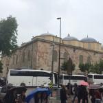 gambar masjid Ulu Cami Bursa