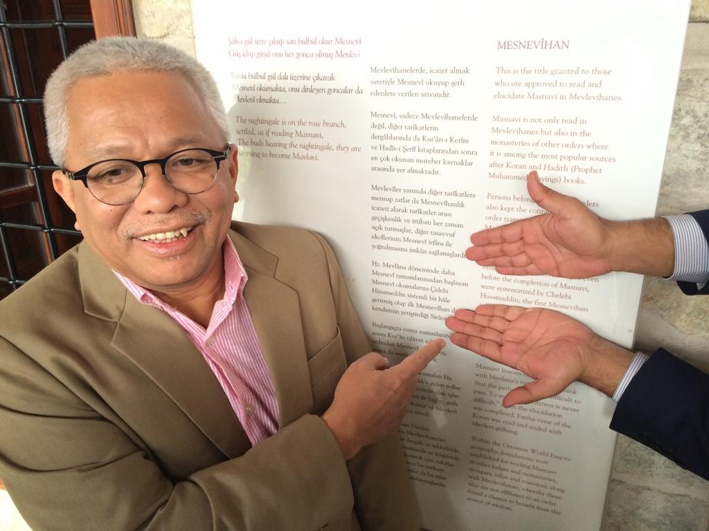 Datuk Husamuddin Yaacob CEO Karangkraf