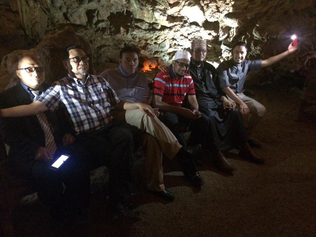 Gua Damlatas Alanya Turki jadi tumpuan pelancong