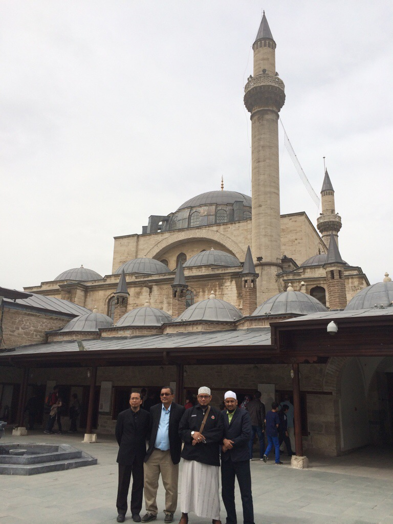 Masjid Maulana Jalaluddin Muhammad Rumi