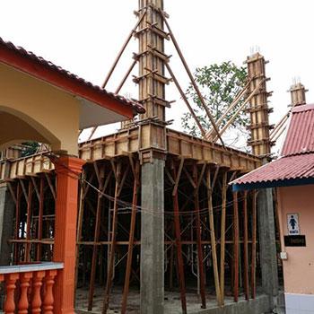 Bangunan baru Madrasah An-Nuur