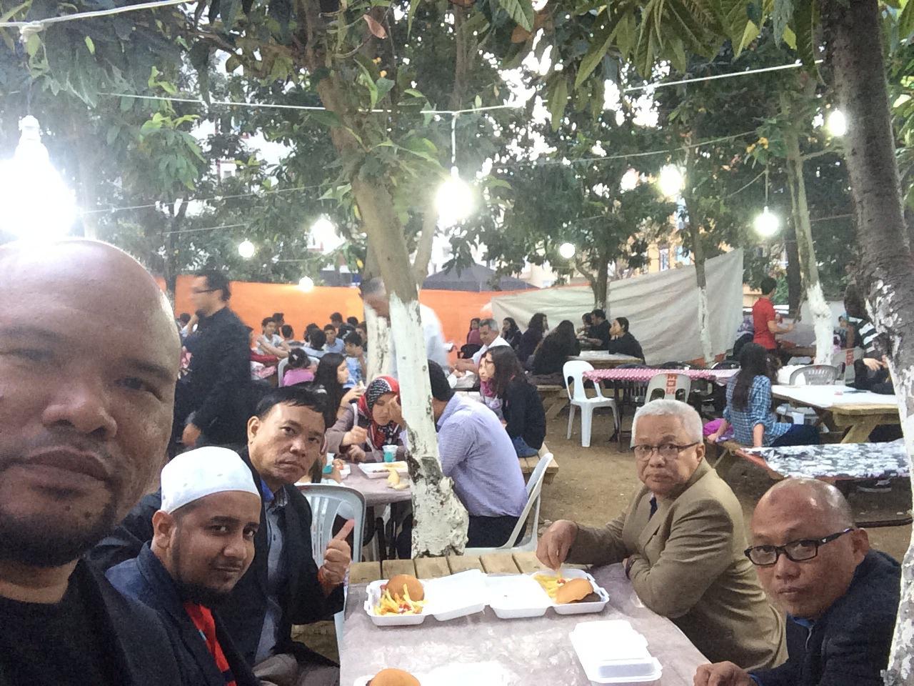 Makan bersama CEO Karangkraf di Alanya Turki