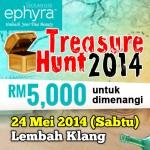 Ephyra Treasure Hunt 2014