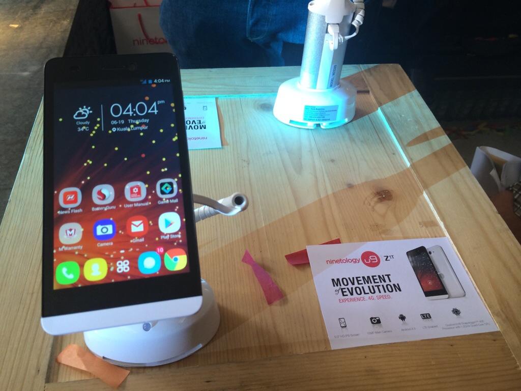 U9Z1T pada harga RM899 tapi boleh dapat diskaun sehingga RM200.