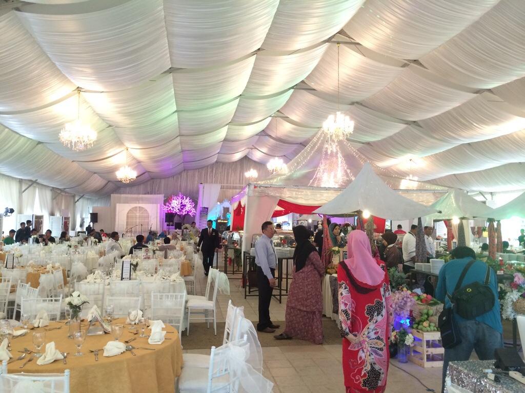 Buffet Ramadan murah di Laman Kayangan di Shah Alam