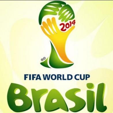 gambar logo piala dunia 2014