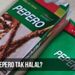 Status Halal coklat pepero