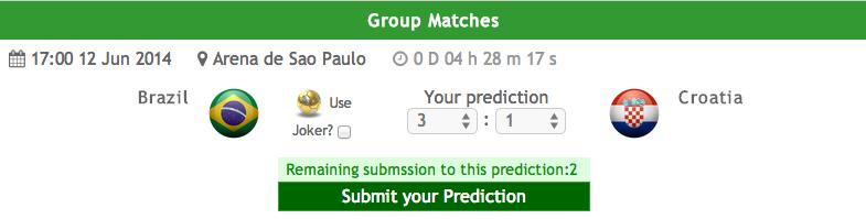 contest Piala dunia 2014