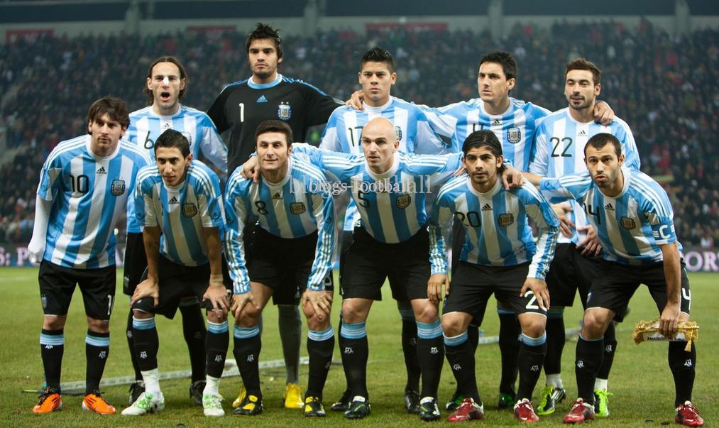gambar pasukan piala dunia Argentina 2014