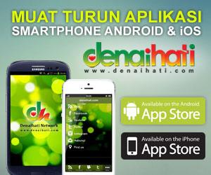 Aplikasi Android & iOS Denaihati