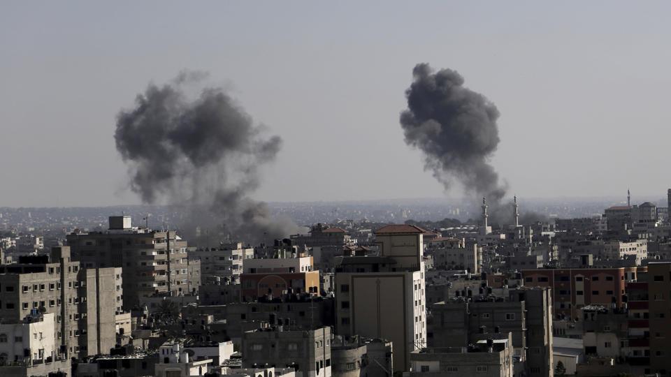 Gaza terus diserang Israel