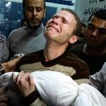 bayi Gaza juga terkena kekejaman Israel