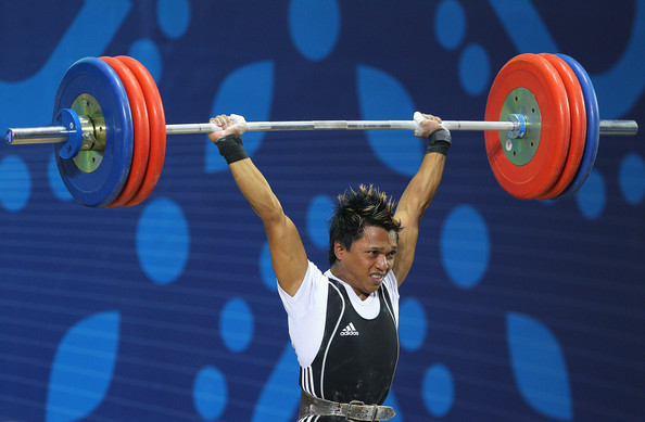 Mohd Hafifi Mansor pemenang emas pertama Malaysia