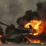 kereta kebal dimusnahkan pejuang al qassam
