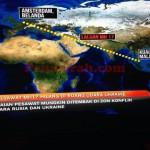 lokasi MH17 hilang