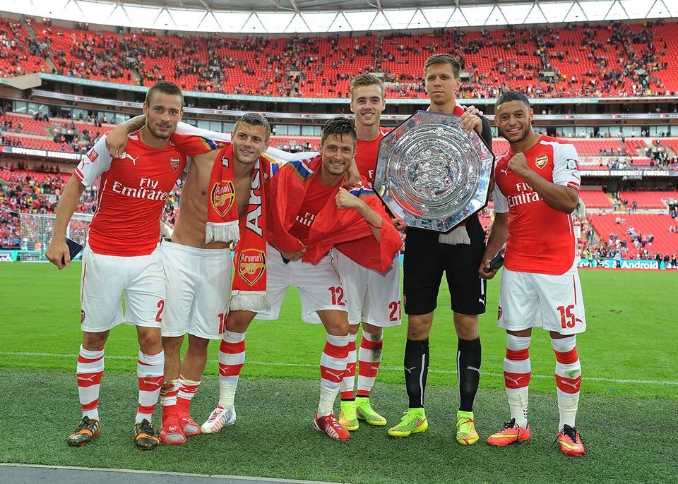 piala community shield 2014