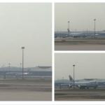 ketibaan pesawat MH6129 yang membawa jenazah MH17