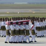 istiadat negara menyambut jenazah hasni hardi