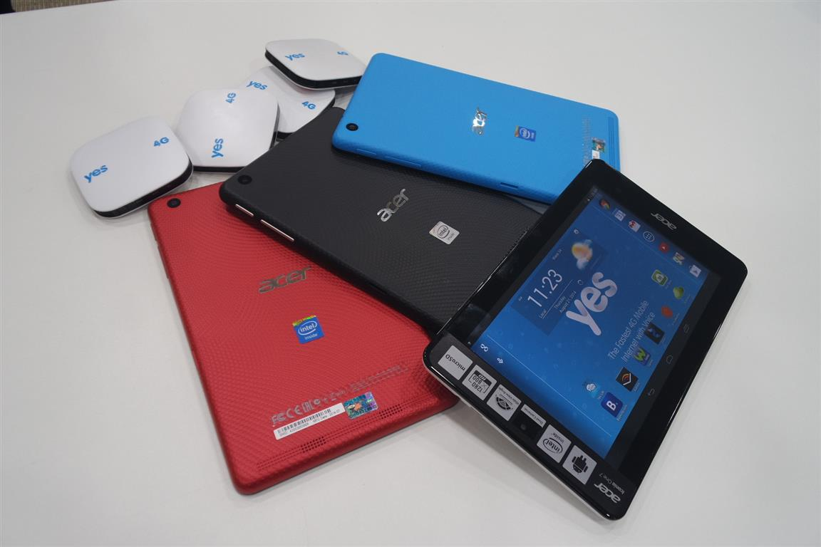 Tablet Acer dan Huddle XS