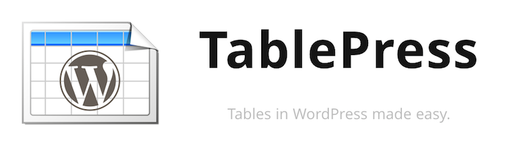 Bina tables dengan mudah menggunakan TablePress