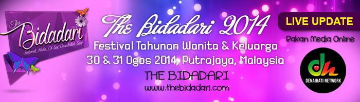 The Bidadari 2014 Live Update