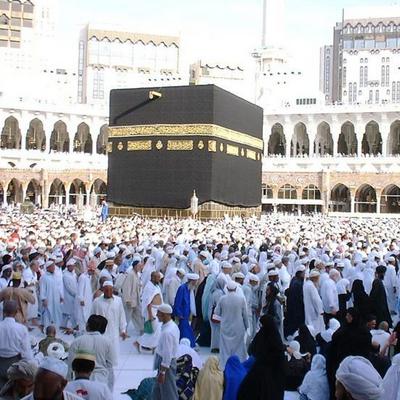 gambar kaabah di Mekah