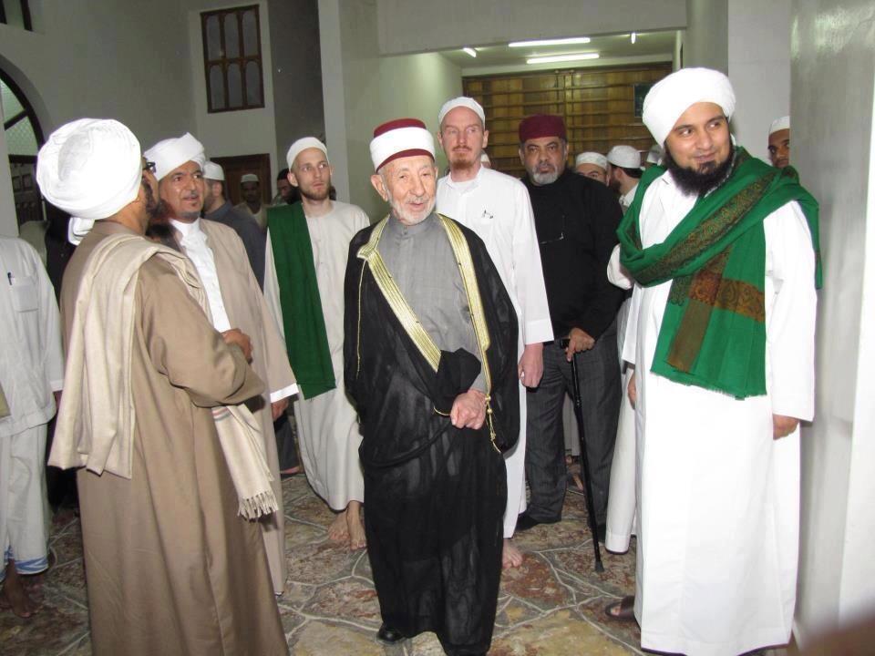 Syeikh Muhammad Said Ramadhan Al-Buti