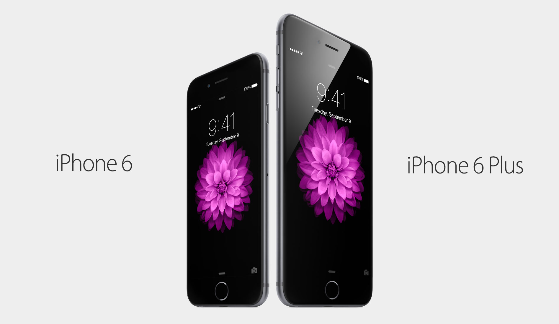 gambar beza iphone 6 dan iphone 6 plus