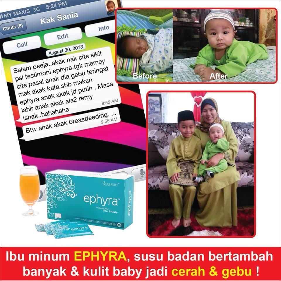 testimoni produk Ephyra