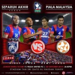 separuh akhir piala malaysia jdt vs felda united