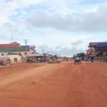 laluan tanah merah di kemboja