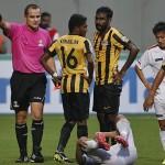 Kad Merah Malaysia vs Myanmar 2014