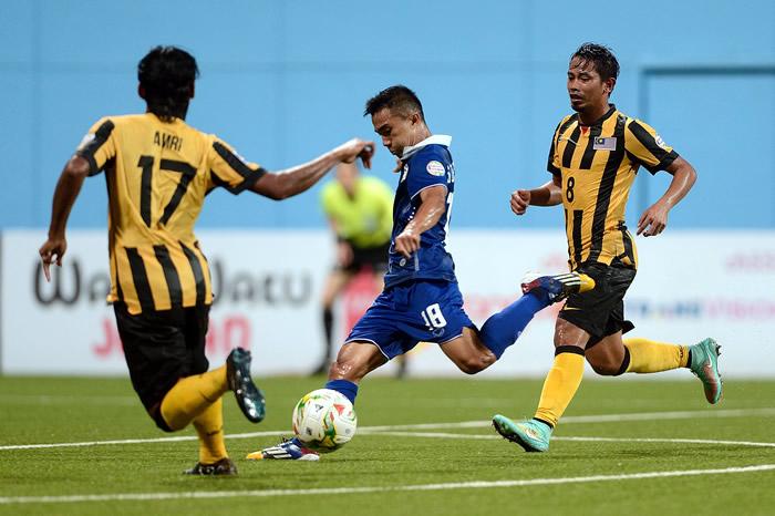 Malaysia vs Thailand 2014