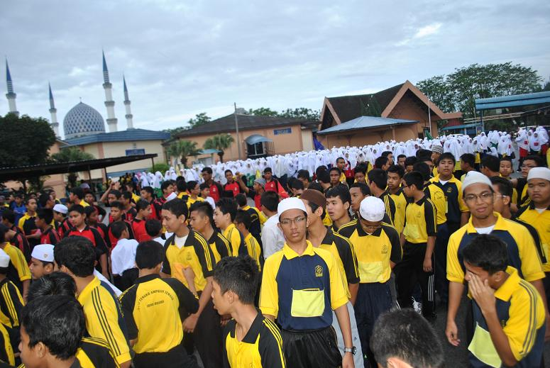 keputusan STAM SAMTTAJ Shah Alam