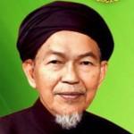 gambar Tuan Guru Haji Nik Abdul Aziz Nik Mat