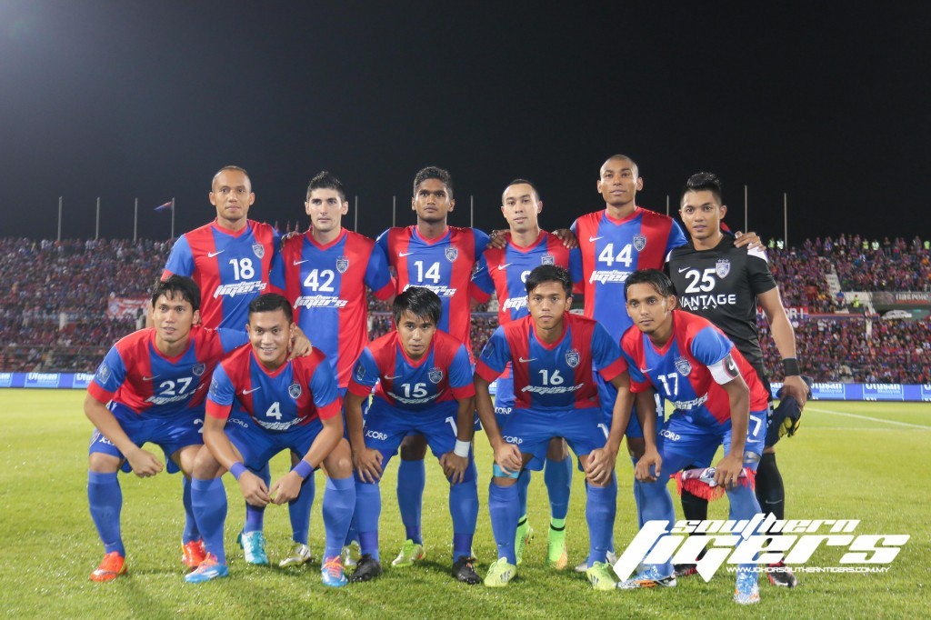 gambar pasukan JDT 2015