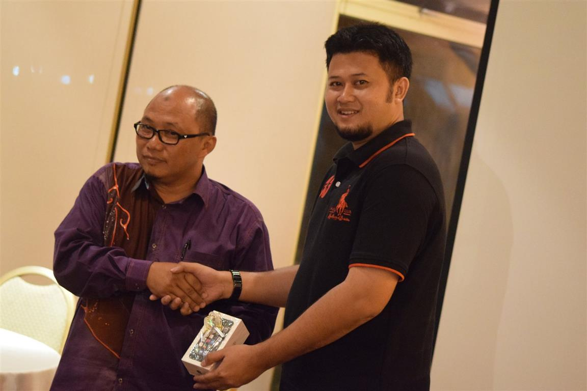 Blogger Jamar Bahar